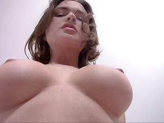 Stepmommy rides her son's dick