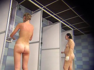 Voyeur Nancy Teen Shower