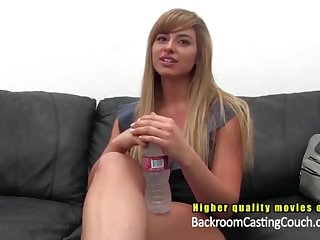 Educator Buttfuck and Internal Ejaculation Audition
