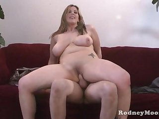 Kya Dakota Chubby MILF POV Fuck Increased by Suck