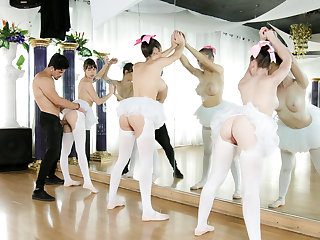 BFFS - Conduct oneself Teacher Fucks Teen Ballerinas