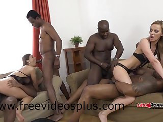 affina come to terms with and allen benz 4on2 intense everlasting interracial orgy