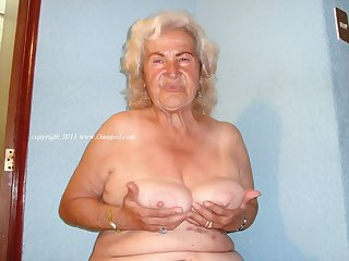 OmaGeiL Collected Sexy Bungling Granny Pictures