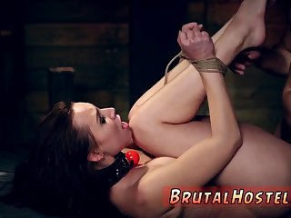 Slave eat piss and big dick rough gangbang Best pals