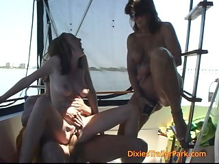 Filthy Things We Do On the Family Sailboat