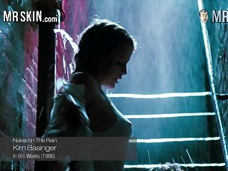 Naked in be passed on rain celebrities compilation video