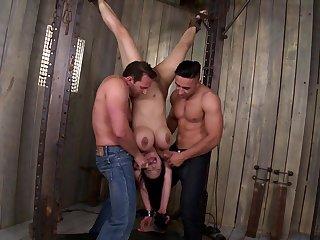 Tigerr Benson Nub Fucking BDSM Casting Slinky