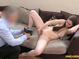 Hot Babe Is Back for Anal Interview